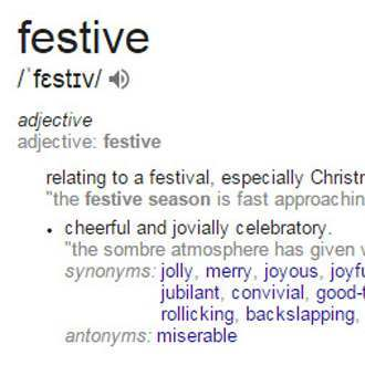 festive-definition featured