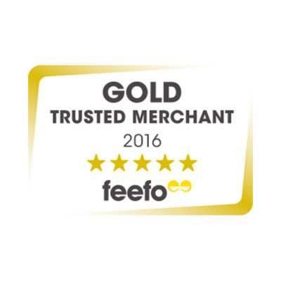 feefo gold award