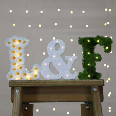 featured wedding letters
