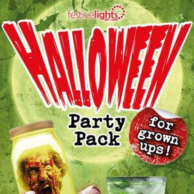 Halloween party pack 2017