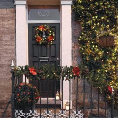Christmas 2017 door